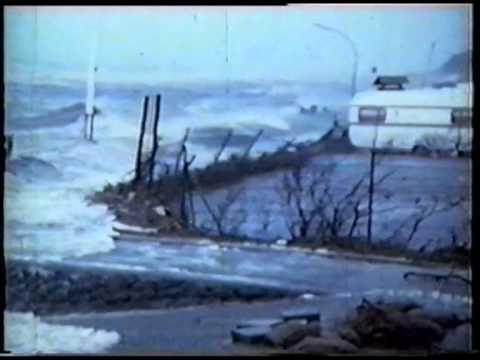 Sturmflut 1976 Cuxhaven