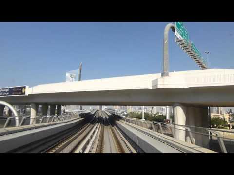 Dubai Metro, Damac Properties (Dubai Marina) to Nakheel