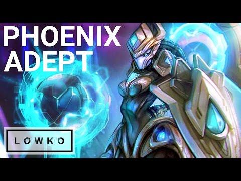 StarCraft 2 Strategy: Adept & Phoenix!