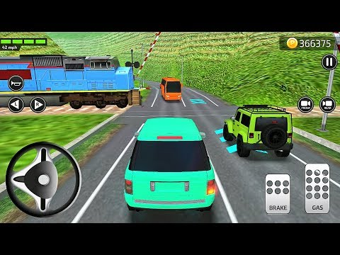 Parking Frenzy 3d Simulator Sport Cars Jeep And Trains Best