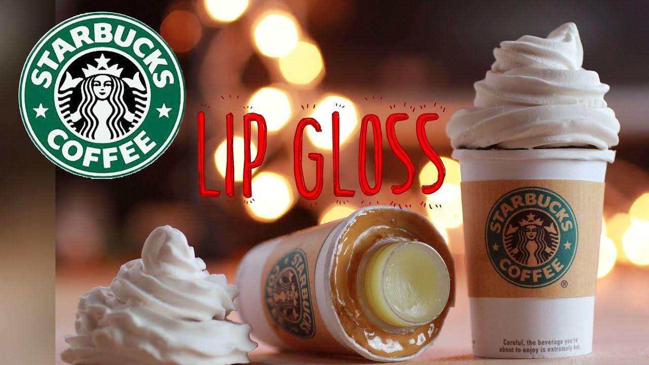 Cute Frappuccino Wallpaper Diy Starbucks Lip Gloss How To Make Sweet Lip Balm