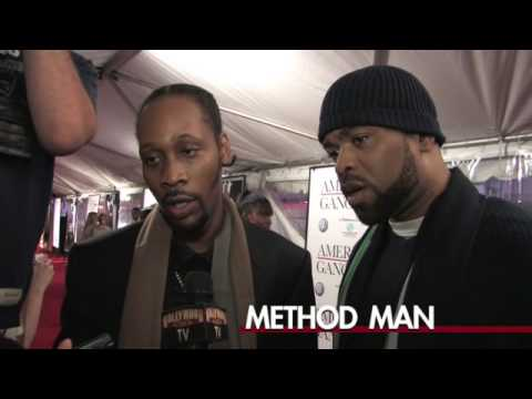 American Gangster Premiere: RZA, Common and Method Man