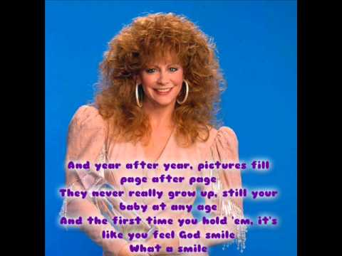 When You Have A Child   Reba Mcentire Lyric Video