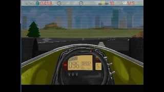 Al Unser Jr Arcade Racing (Macintosh game 1995)