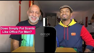 Simply Put Scents Smells Jeremy Fragrance  Fragrance One Office For Men