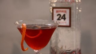 Negroni Cocktail - The Cocktail Spirit With Robert Hess - Small Screen