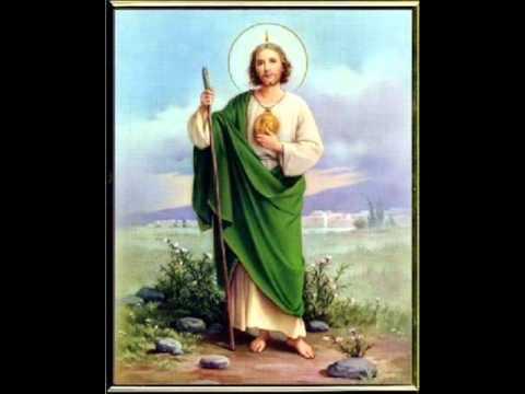Oraciones A San Judas Tadeo Youtube