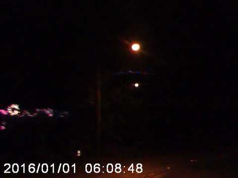 Seattle and area in my DASH CAM 111