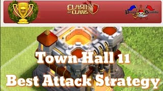 Clash of Clans: Racheloy_08 3Stars Attack Against Red Elite Clasher