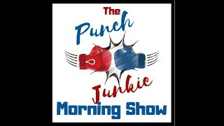 The Punch Junkie Morning Show: The King Stays The King (3.20.19) #AHNL