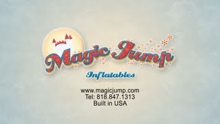 Magic Jump | Inflatable Manufacturer Of Quality Bounce Houses