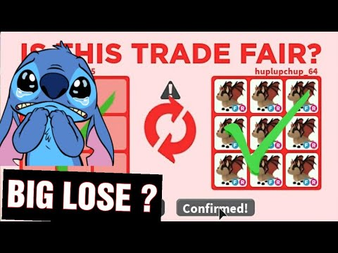 Lose Accepted Trades In Adopt Me