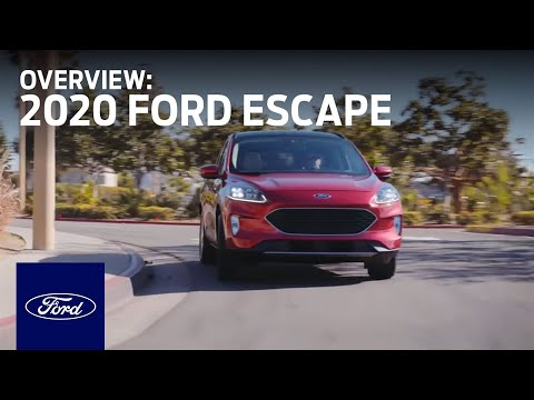 Ford Escape Christmas Tree Commercial 2020 Youtube The All New 2020 Ford Escape | Escape | Ford   YouTube