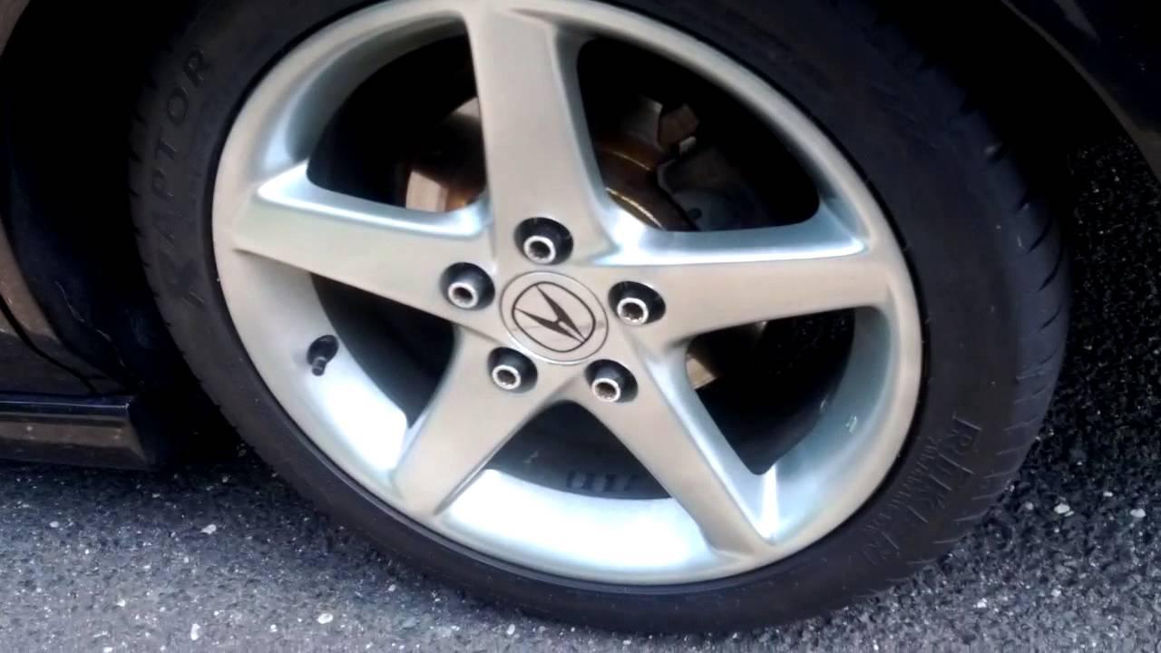 98 Mustang Gt >> 94 Honda accord 5 lug conversion jdm - YouTube