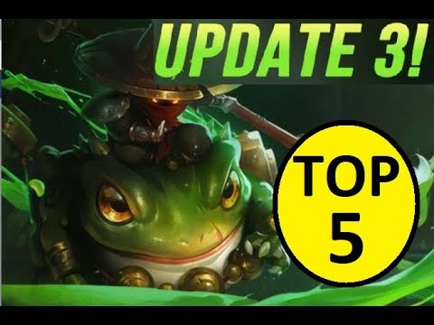 TOP 5 CHAMPION BALANCES IN UPDATE 3 - DHC - DUNGEON HUNTER CHAMPIONS