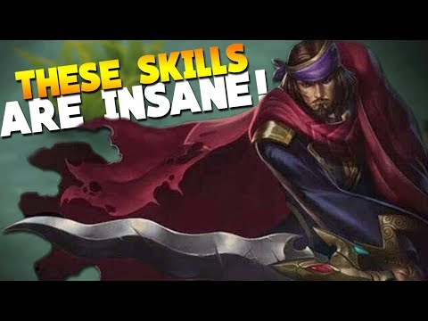 Potential Skills of Hang Tuah The New Hero Mobile Legends