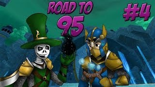 "Wizard101: Road to 95 ""New Scarecrow Zoom!"" w/ Blue - Ep 4"