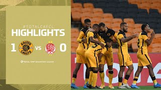 HIGHLIGHTS   Kaizer Chiefs 1 - 0 Wydad AC   Matchday 5   #TotalCAFCL