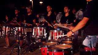 THE REDS DRUM CORPS