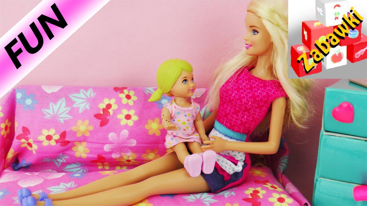 Barbie Historyjka - Wypadek Jany