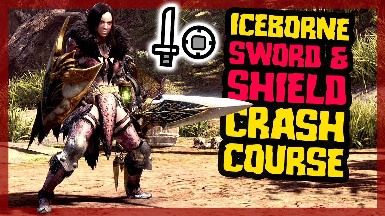 Monster Hunter World Iceborne Sword and Shield Guide (SnS) - Rurikhan Crash Course thumbnail