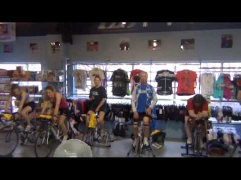 No Limits Triathlon Brick Class - Thank You to Tri-It