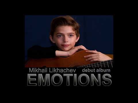 Mikhail Likhachev - debut album (presentation)