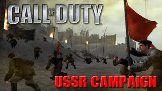 Call of Duty. USSR campaign