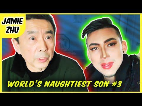 WORLD'S NAUGHTIEST SON #3! #JesusJamie