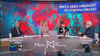 Tema dana: Preti li Srbiji korona virus?