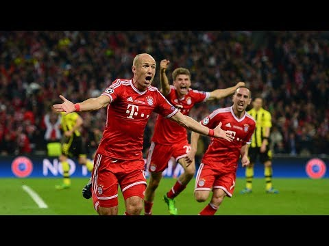How Robben DESTROYED Klopp's Dream - Borussia Dortmund - Bayern Munchen tactical analysis