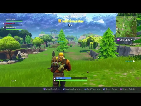 3rd person in the group....|fortnite battle royal|(interactive streamer)