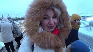 Праздничный влог: Рождество в Москве  2019!