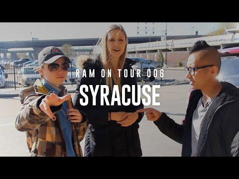 Ram On Tour 006: Syracuse, Upstate New York