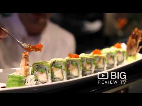 Koi Japanese Restaurant In Kensington London Serving Sushi And Sashimi
