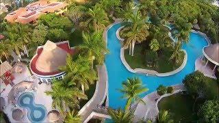Iberostar Paraiso Beach, Playa Del Carmen, Mexico - DJI Phantom 2+