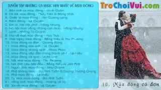Phim | Tuyển tập những bài hát về mùa đông hay và lãng mạn nhất 2014 | Tuyen tap nhung bai hat ve mua dong hay va lang man nhat 2014