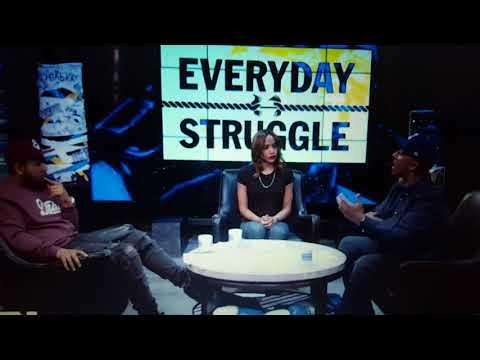 STAR joins the Everyday Struggle cast