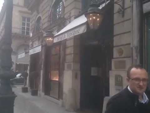 Paris, France & The Republic of Texas Embassy!  Paris 1st arrondissement history...