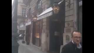 Paris, France & The Republic of Texas Embassy!  Paris 1st arrondissement history...