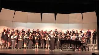 Lamentations of Jeremiah - CHS Choir Alumni Concert 2017