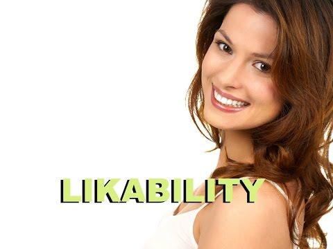 Influence The Psychology of Persuasion   Likability