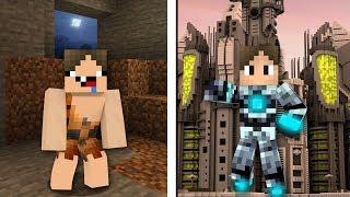 Minecraft: E SE VOCÊ PUDESSE CONTROLAR O TEMPO NO MINECRAFT?