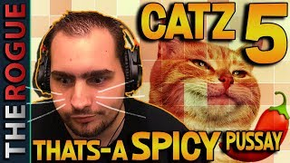 This Game Is An Abomination - Playing CATZ 5 In 2017 [Let's Look At]