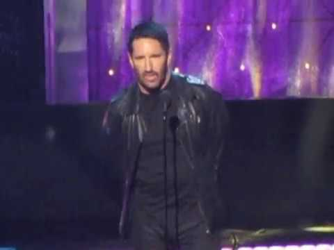 Read Trent Reznor's Reverent Rock and Roll Hall of Fame Speech for the Cure