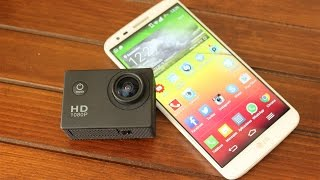 Cómo conectar tu cámara SJ4000 o GoPro a tu dispositivo Android sin WiFi