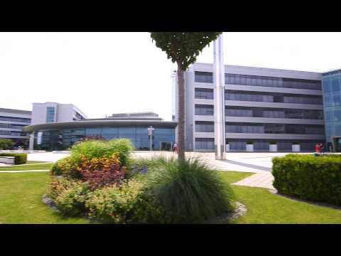 SAP AG Headquarters Walldorf 2013
