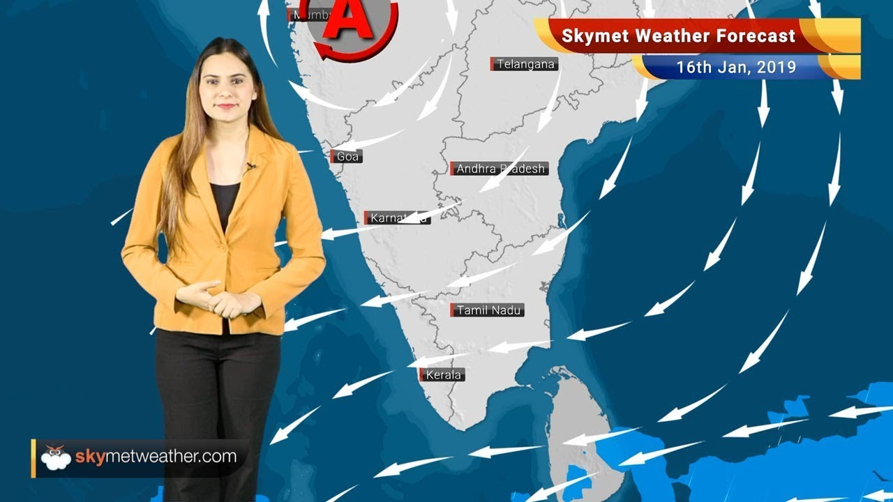 Weather Forecast Jan 16: Rain and snow likely over Kashmir, Himachal