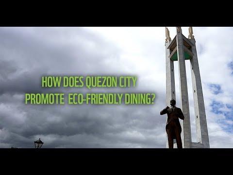 #TheSustainableDiner: Quezon City