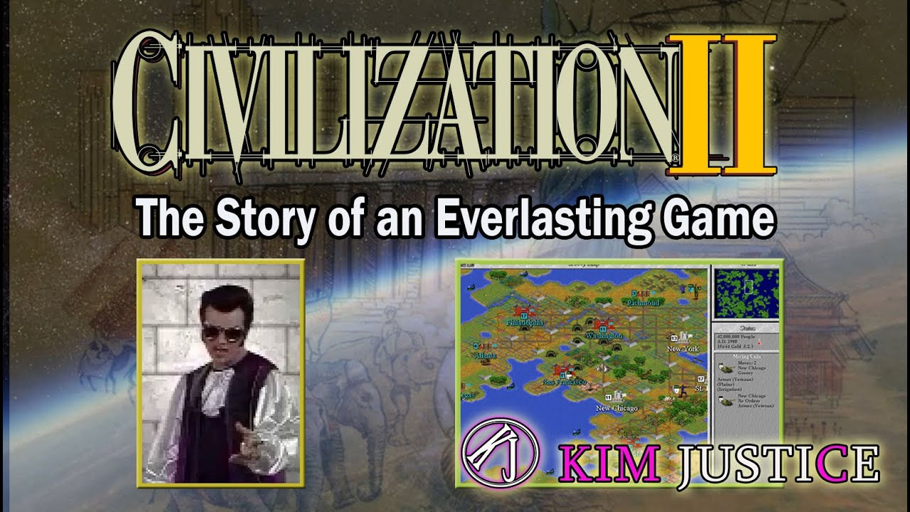 Download Civilization II - The Story of One of Gaming's Greatest Ever Sequels | Kim Justice